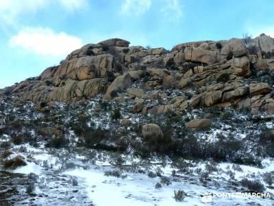 Gran Cañada; Cordel de la Pedriza; itinerarios madrid; rutas en la sierra de madrid;excursiones par